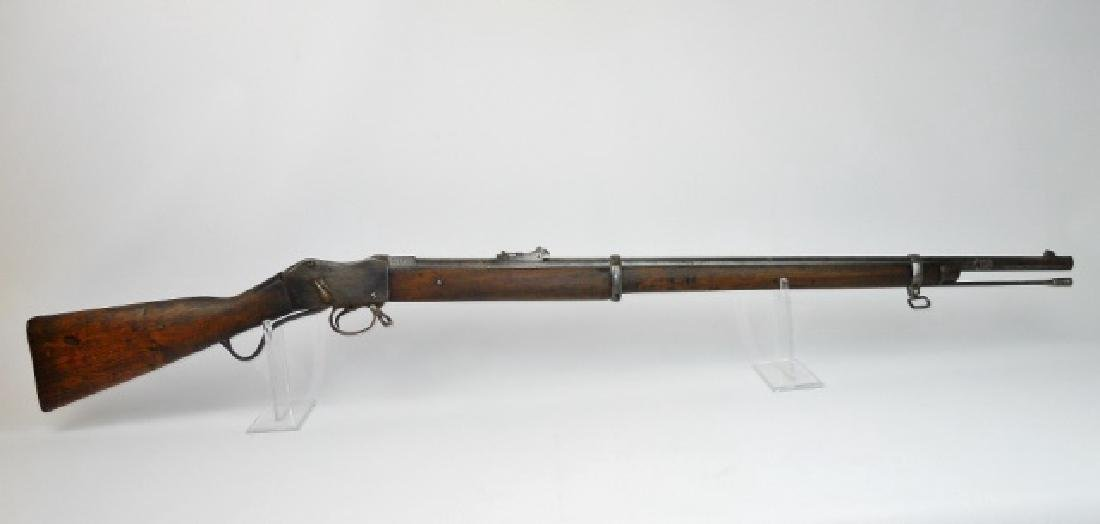 British Martini Henry Rifle, in .476 Shot