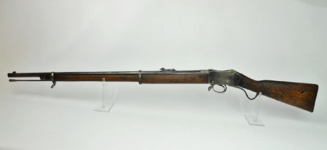 British Martini Henry Rifle, in .476 Shot - 2
