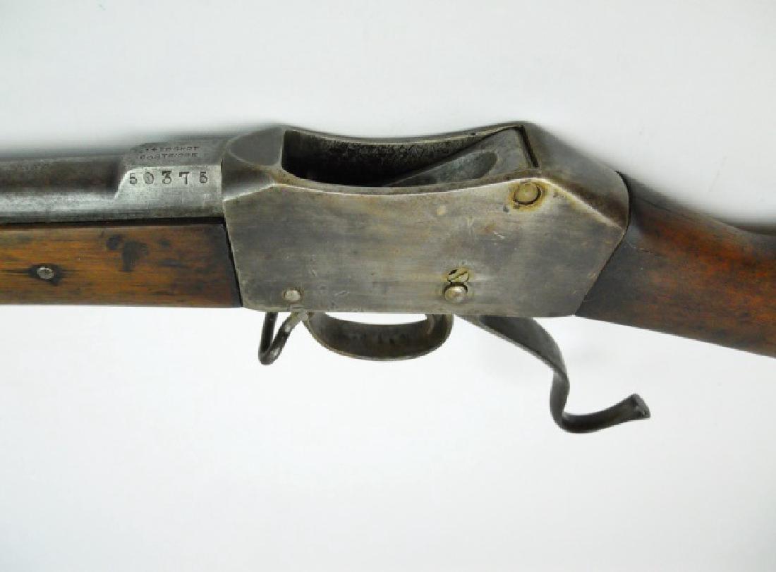 British Martini Henry Rifle, in .476 Shot - 3
