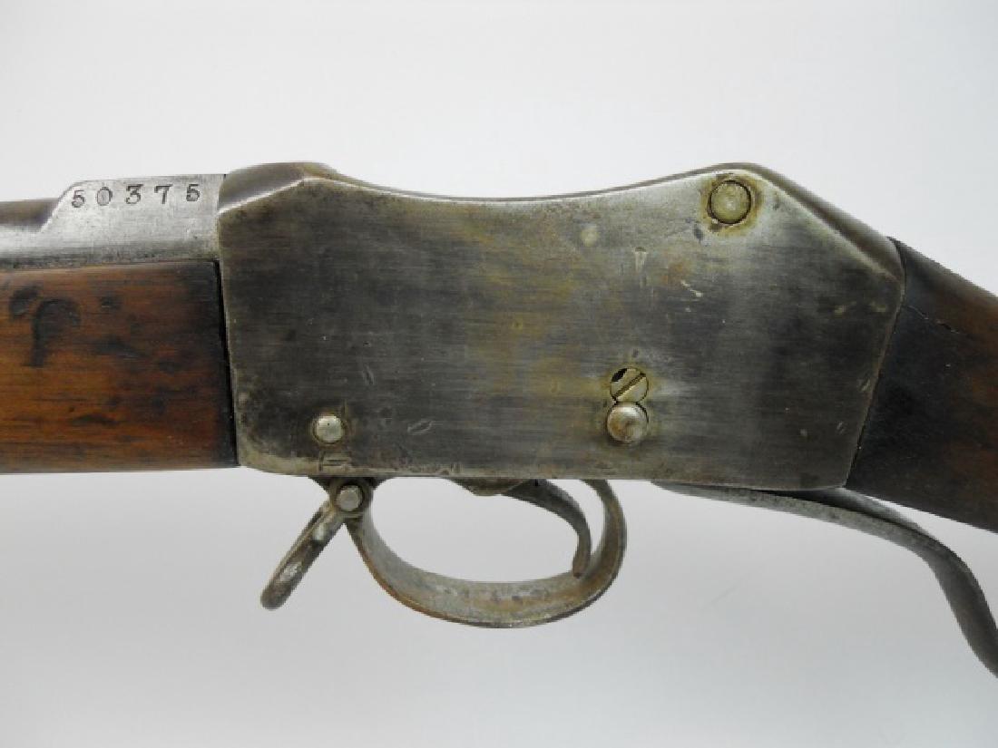 British Martini Henry Rifle, in .476 Shot - 4
