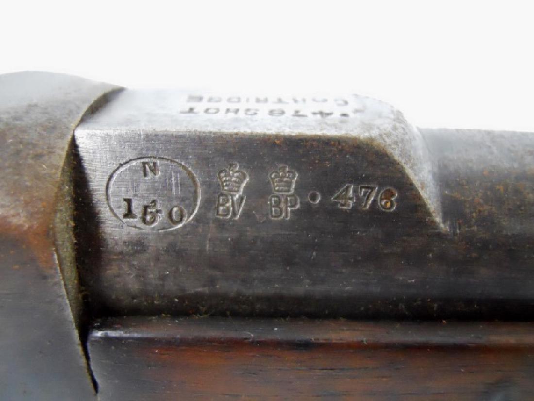 British Martini Henry Rifle, in .476 Shot - 5