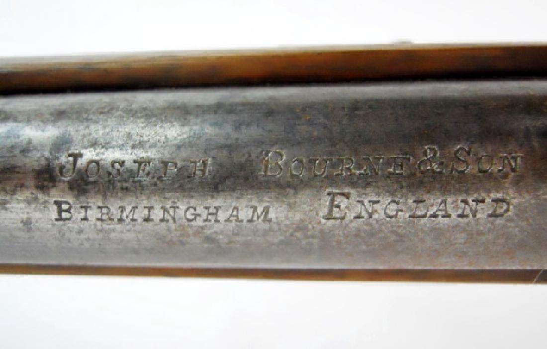 British Martini Henry Rifle, in .476 Shot - 7