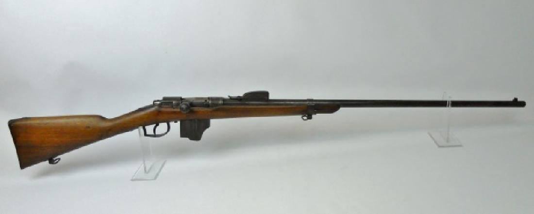 M1871 Dutch Beaumont Rifle, 1877 Date