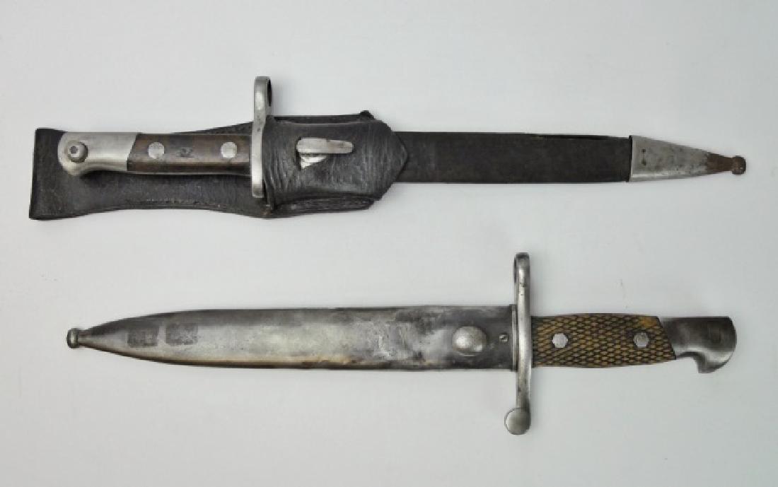 Spanish Mauser Bayonets M1941, M1898 (2pc) - 2