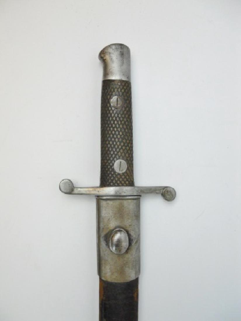Spanish Artillery Swords, 1892-3,(2pc) - 2