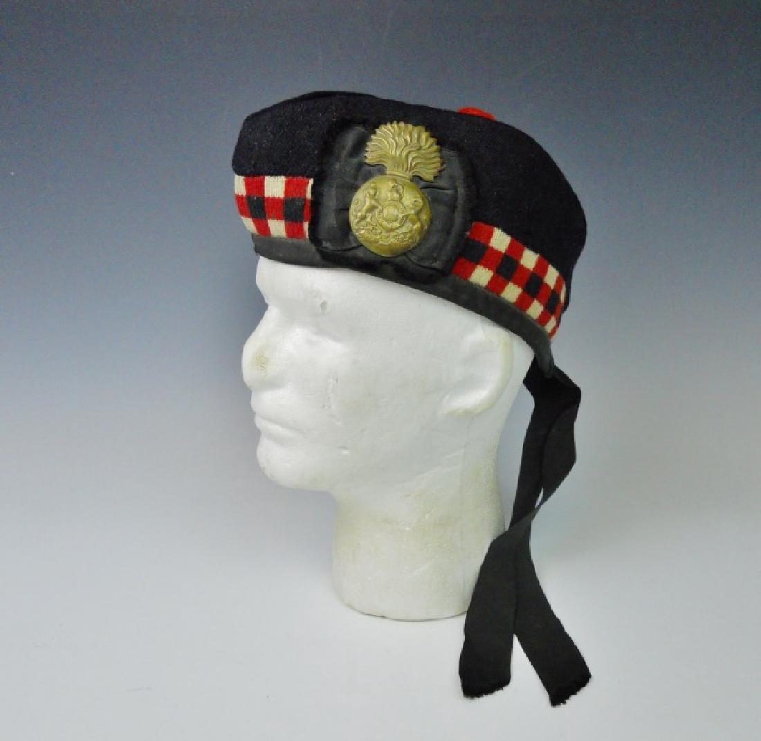 WW1 Royal Scots Fusiliers Side Cap