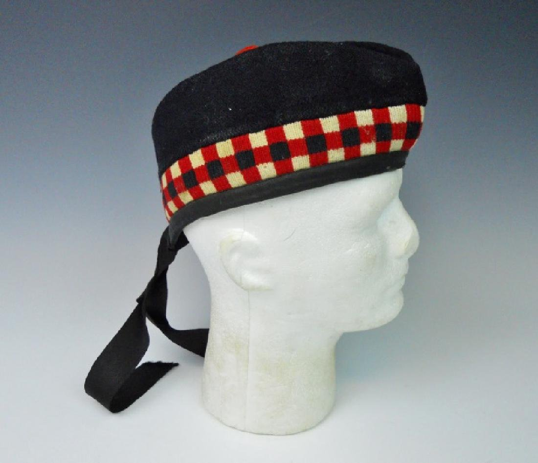 WW1 Royal Scots Fusiliers Side Cap - 2