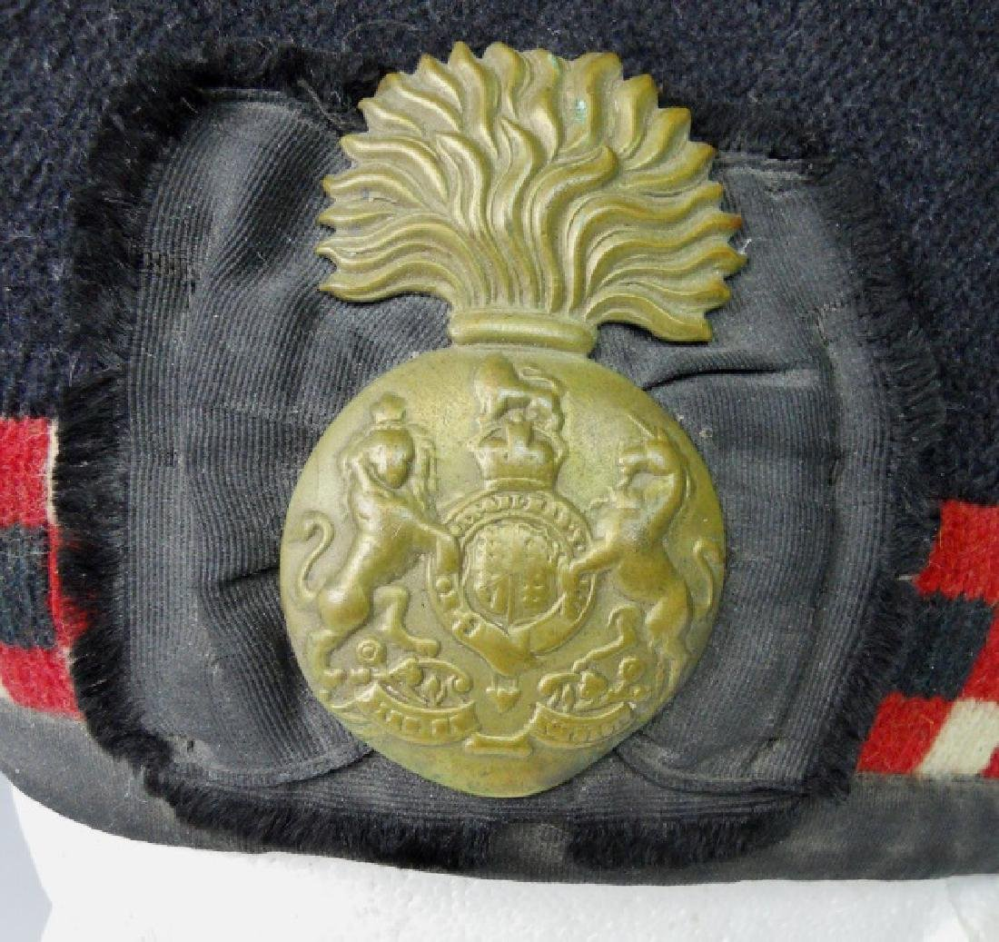 WW1 Royal Scots Fusiliers Side Cap - 3