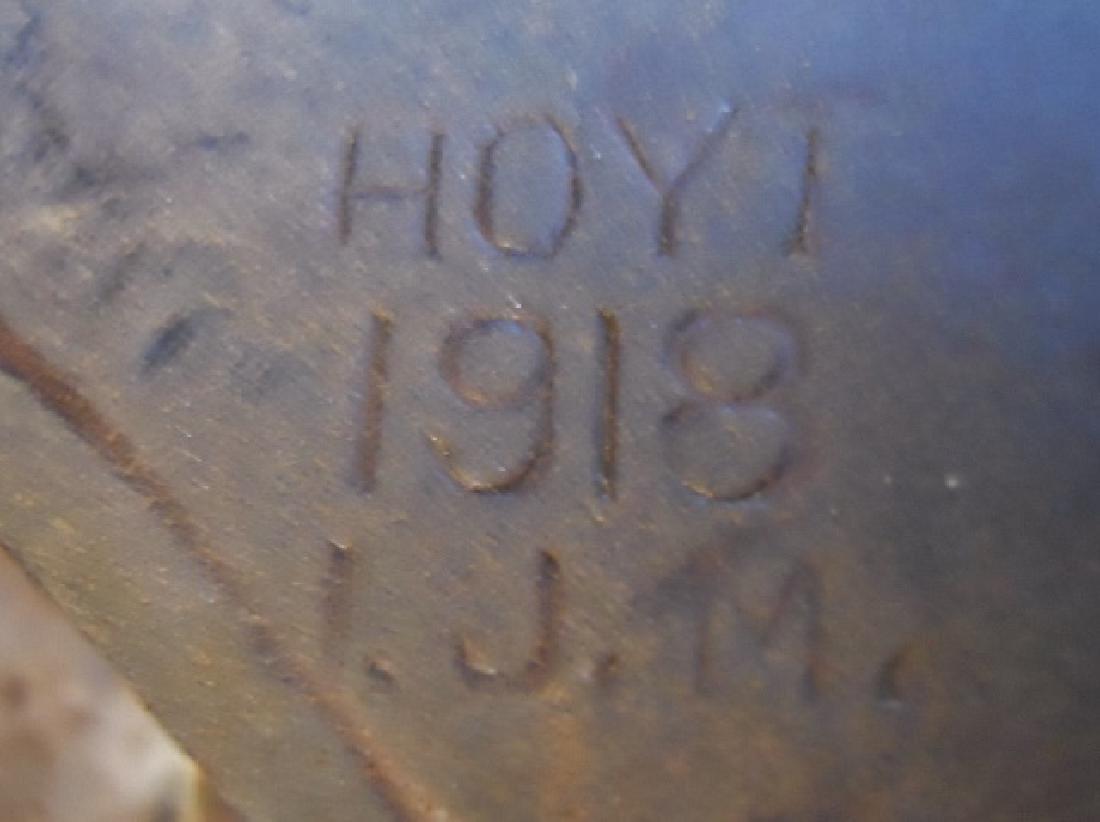 WW1 US Pistol Belt, Holster, Cartridge Pouch (3pc) - 3