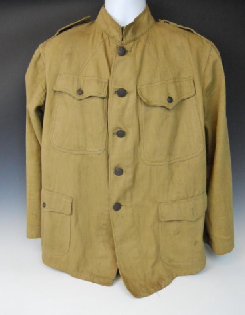WW1 US Army M1911 Summer Uniform, M.C. Lilly & Co
