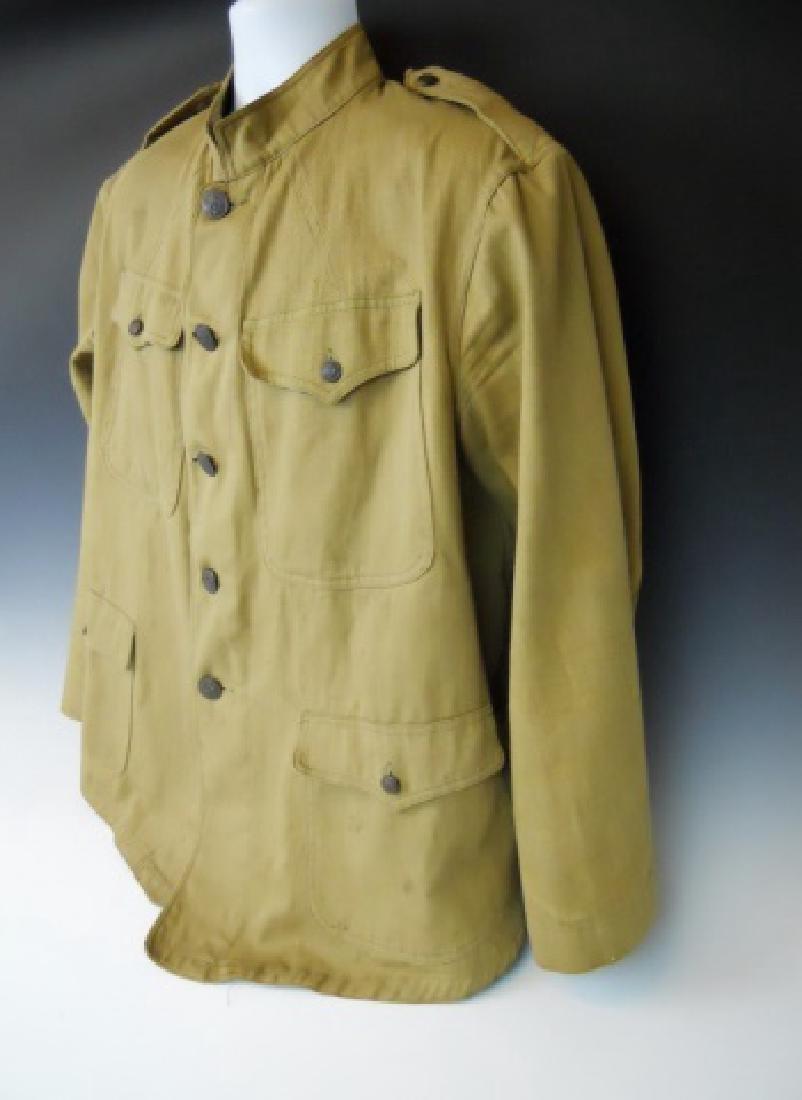 WW1 US Army M1911 Summer Uniform, M.C. Lilly & Co - 2