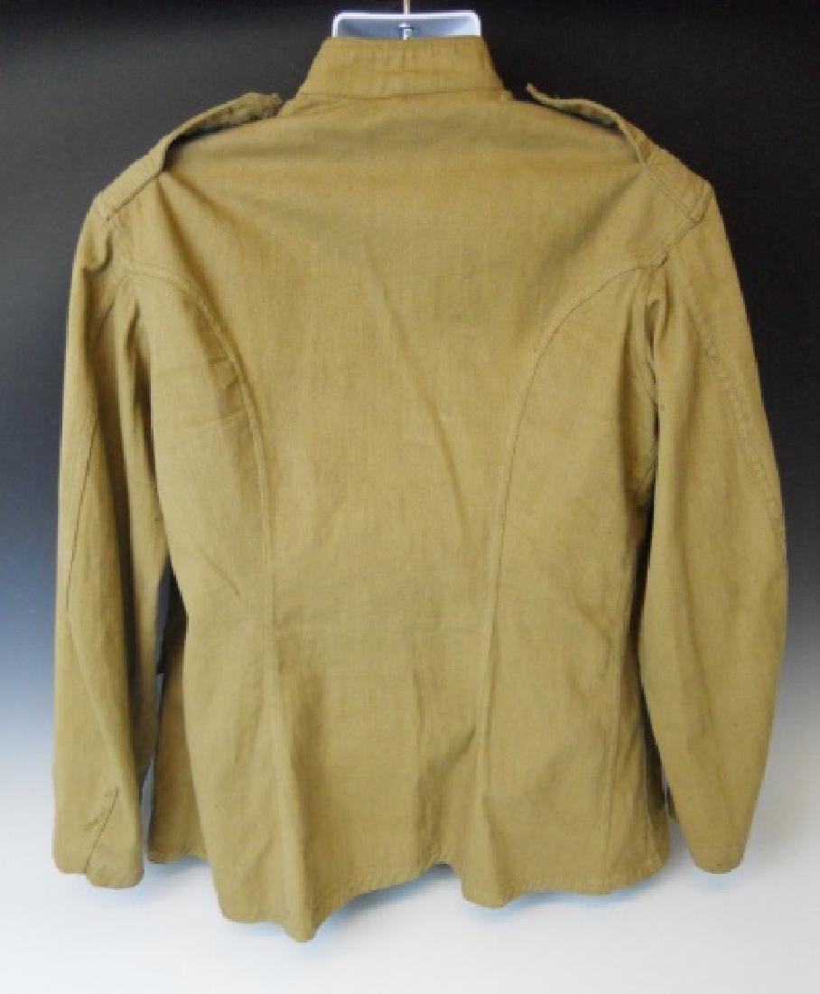 WW1 US Army M1911 Summer Uniform, M.C. Lilly & Co - 3