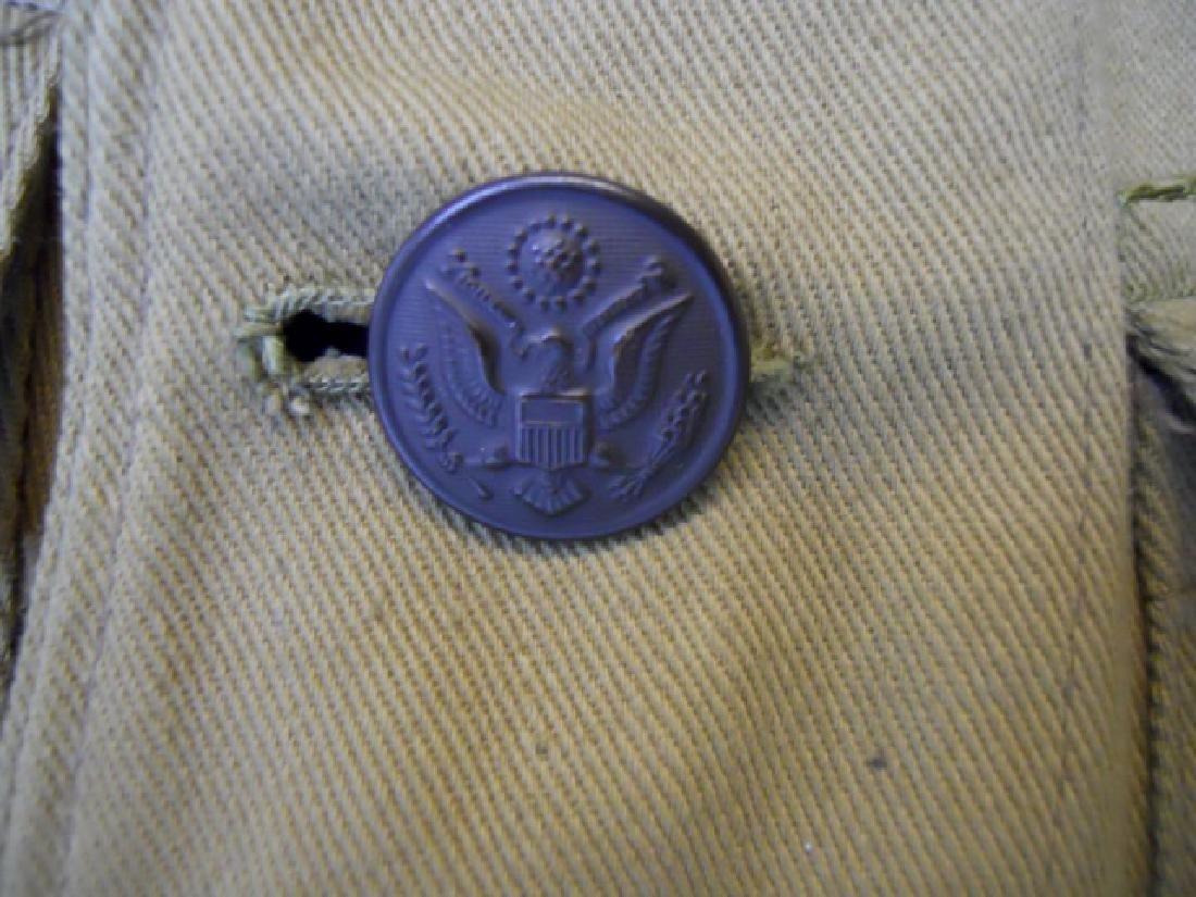 WW1 US Army M1911 Summer Uniform, M.C. Lilly & Co - 4
