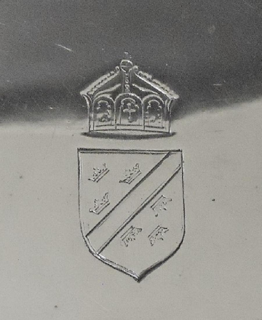 WW1 Era German Imperial Desk Top Cigar Box, 1906 - 5