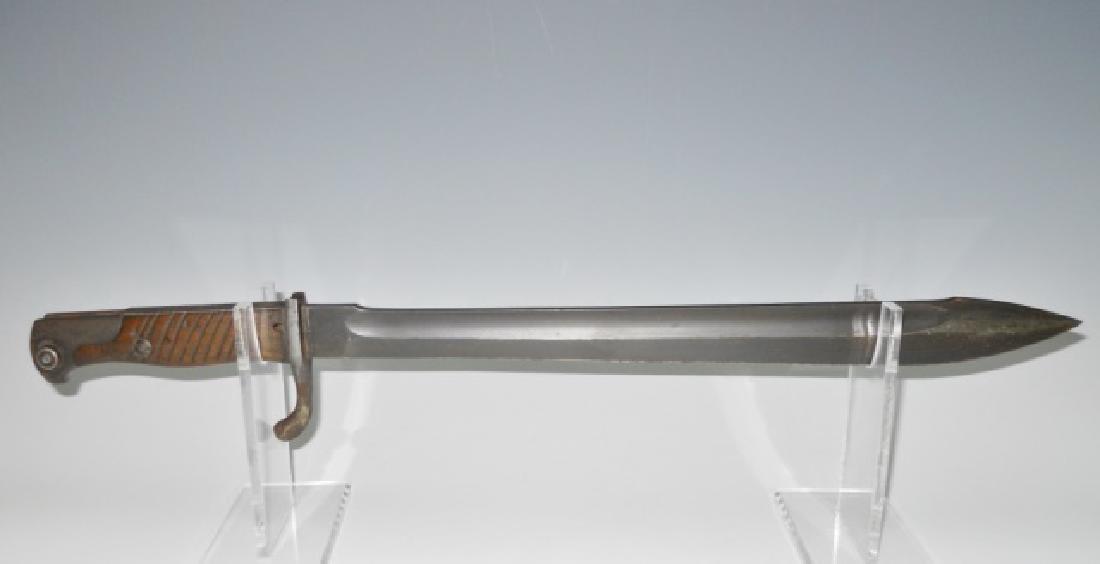 WW1 German Butcher Blade Bayonet, SIMSON & Co - 2