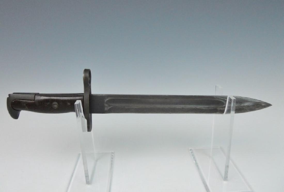 WW2 US Garand Bayonets, combat and parade, (2pc) - 2
