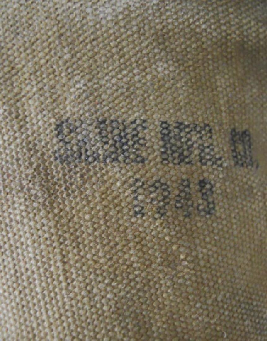 WW2 U.S. Web Belt Rig, (5pc) - 5