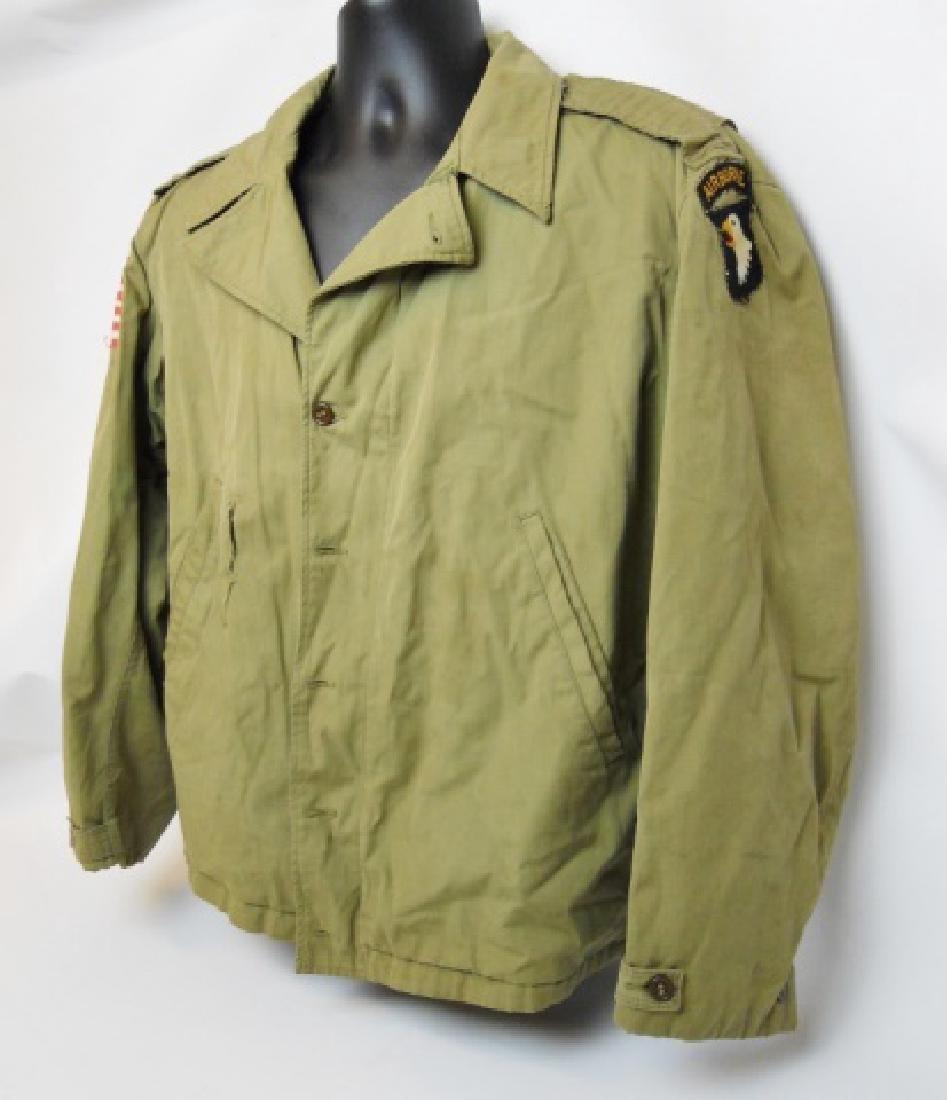WW2 US M1941 Feild Jacket, 101st  Airborne