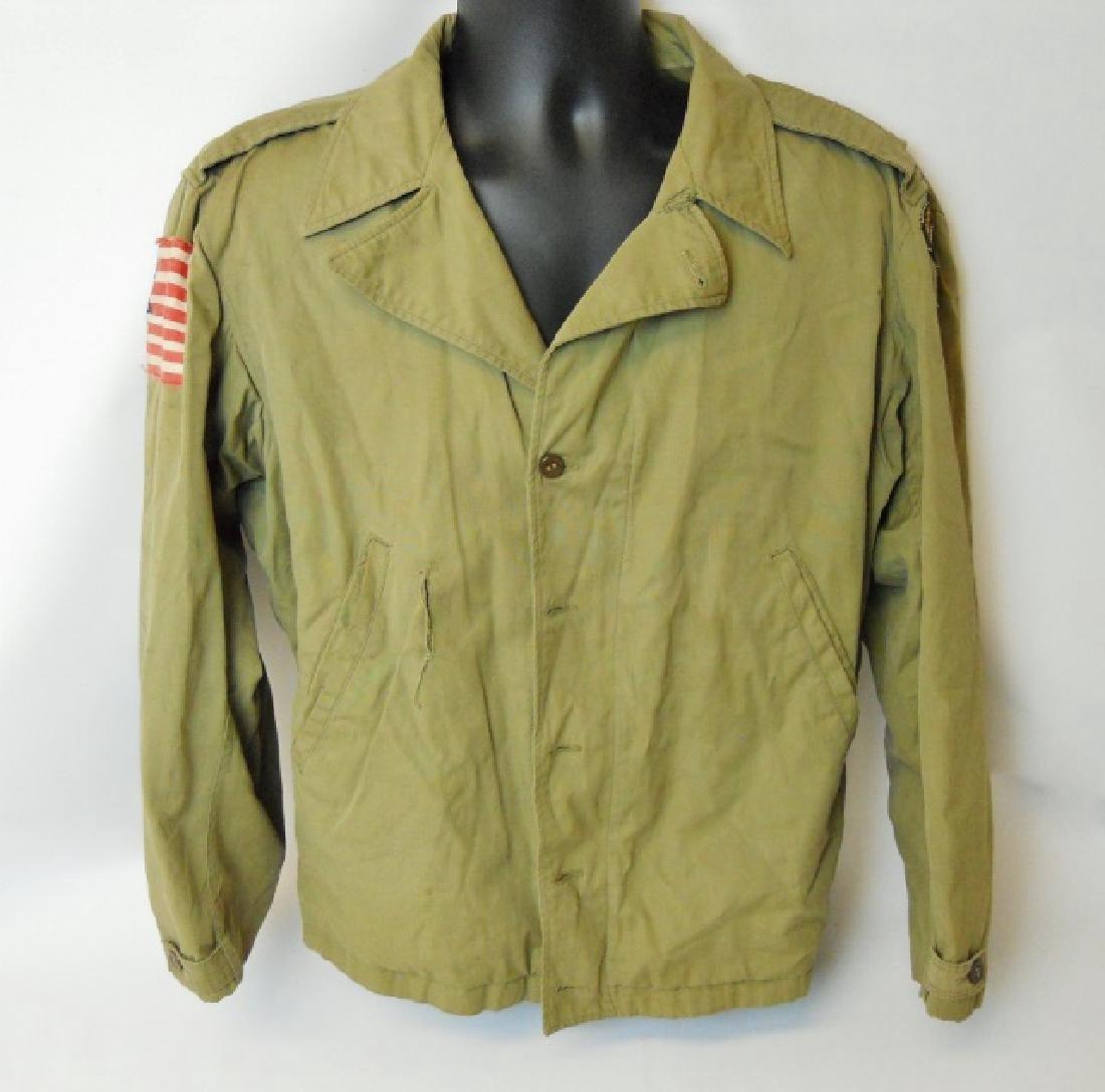 WW2 US M1941 Feild Jacket, 101st  Airborne - 2