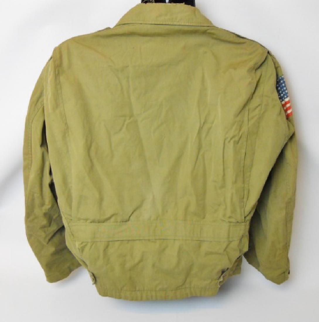 WW2 US M1941 Feild Jacket, 101st  Airborne - 3