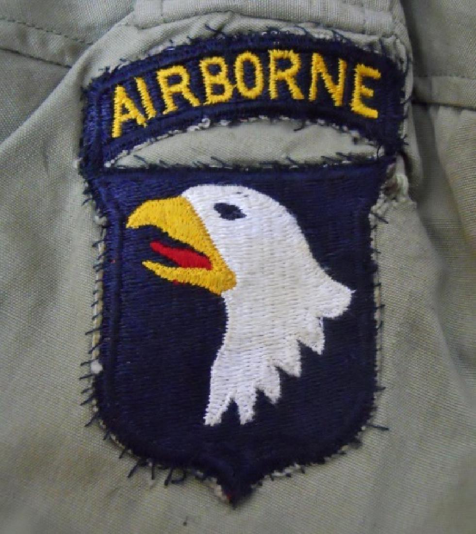 WW2 US M1941 Feild Jacket, 101st  Airborne - 5
