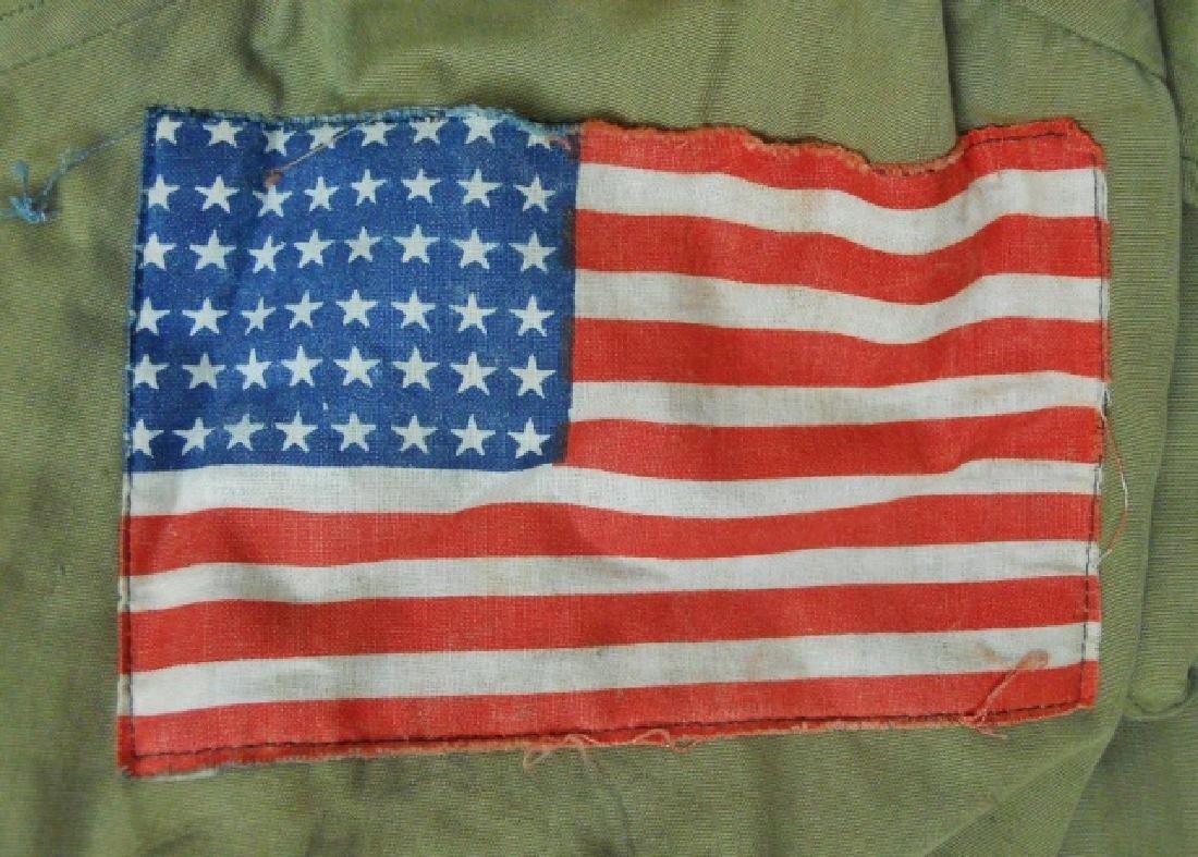 WW2 US M1941 Feild Jacket, 101st  Airborne - 6