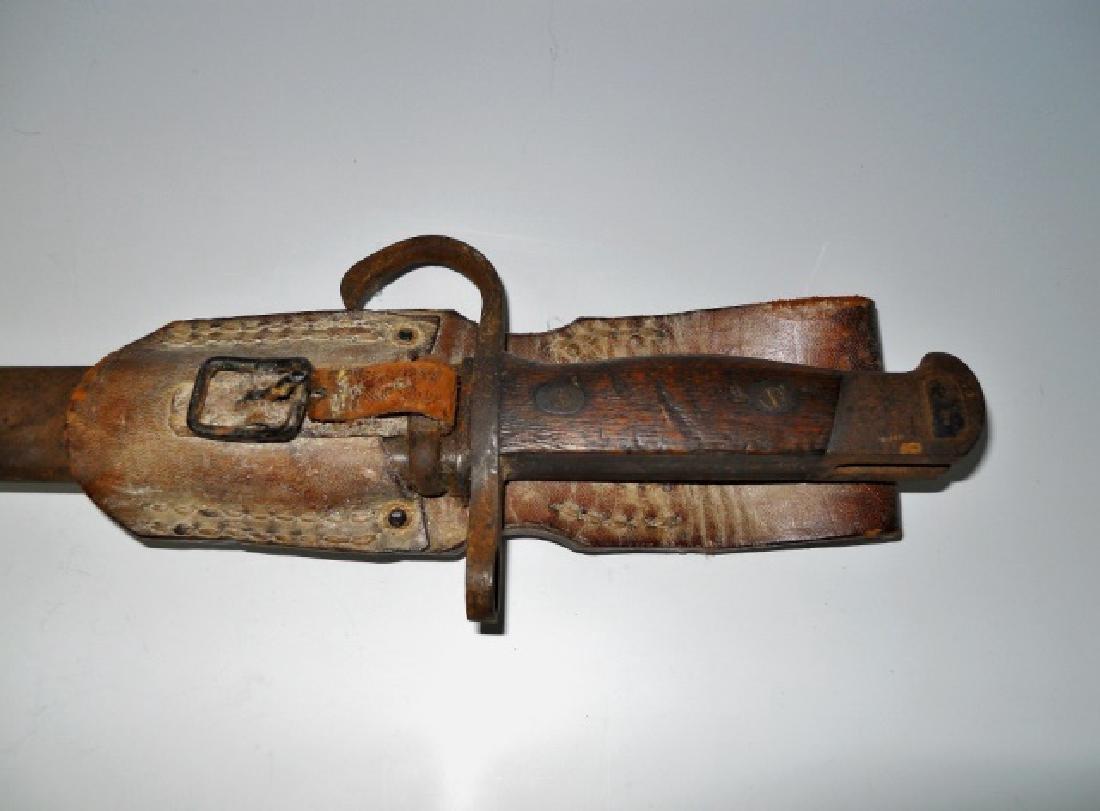 WW2 Japanese Arisaka Bayonet, Nagoya - 2