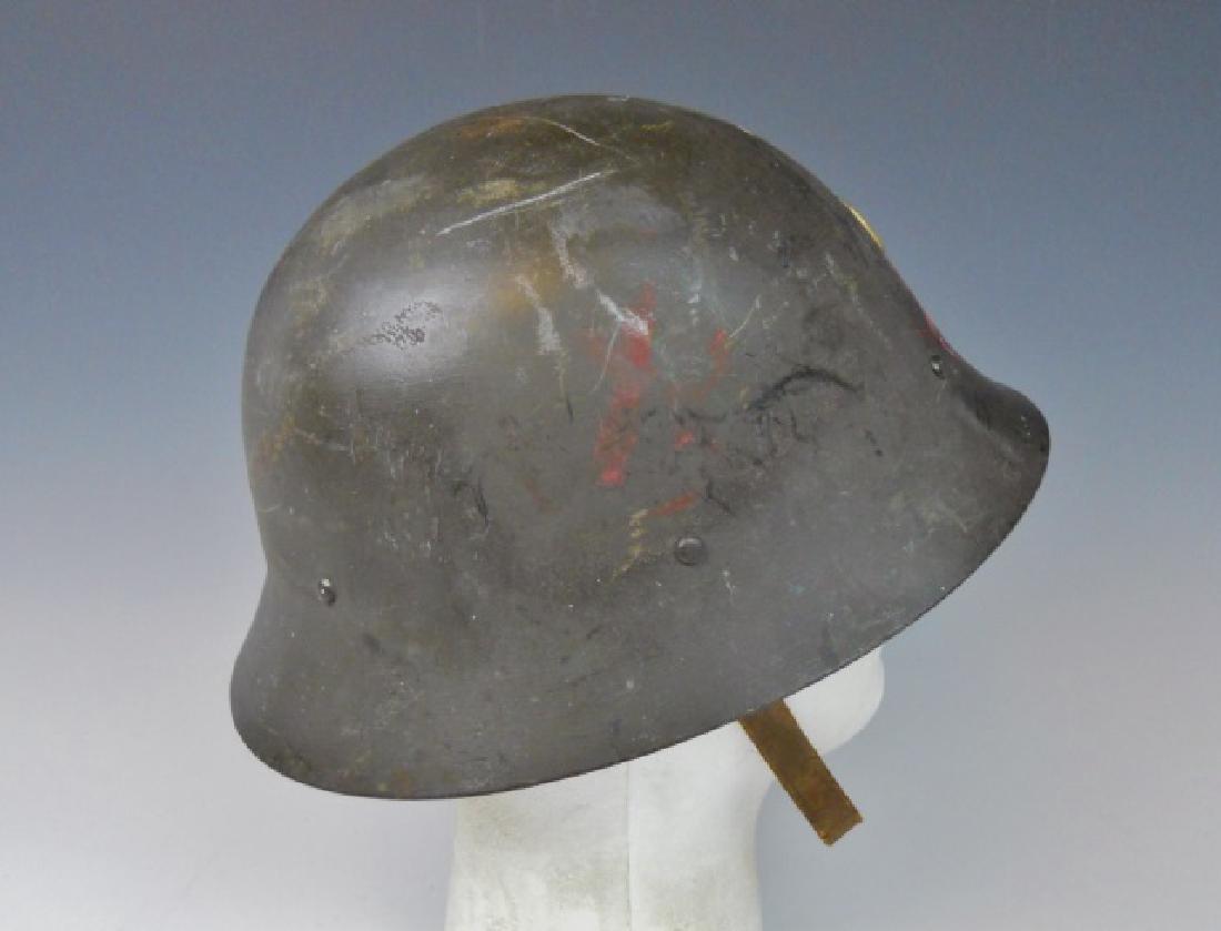 WW2 Japanese Type 90 Combat Helmet - 3