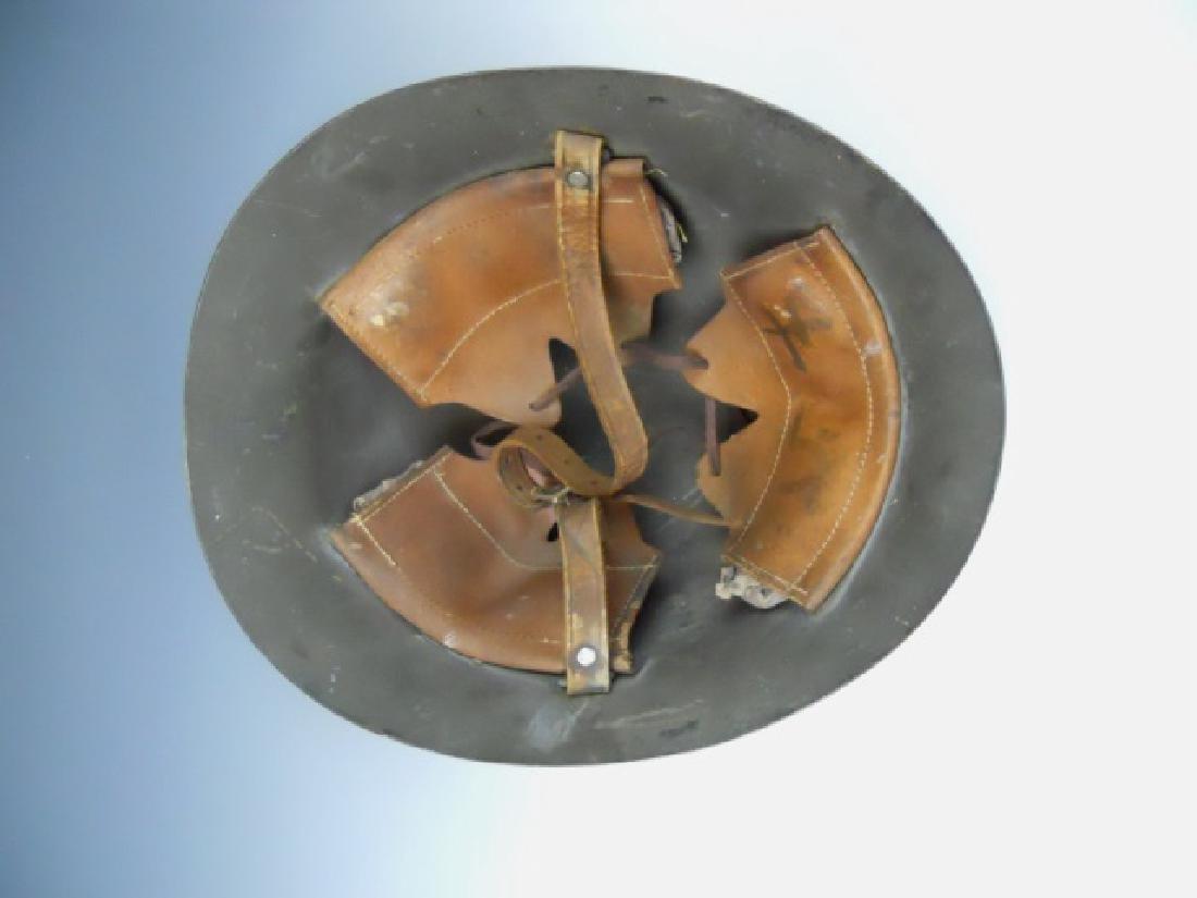 WW2 Japanese Type 90 Combat Helmet - 5