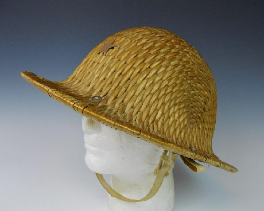 WW2 Imperial Japanese Army Pith Helmet - 2