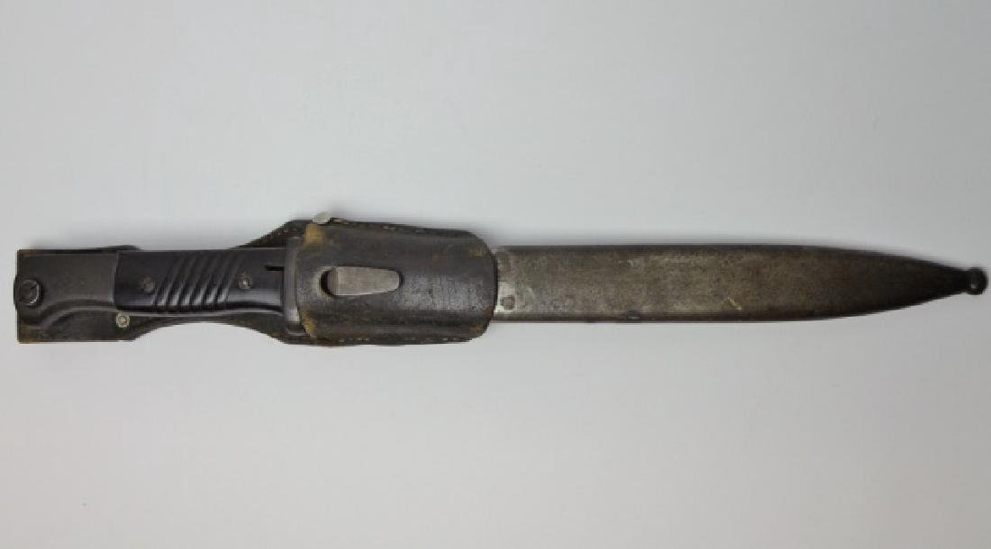 WW2 German K98 Bayonet, 42 CRS, Matching Numbers
