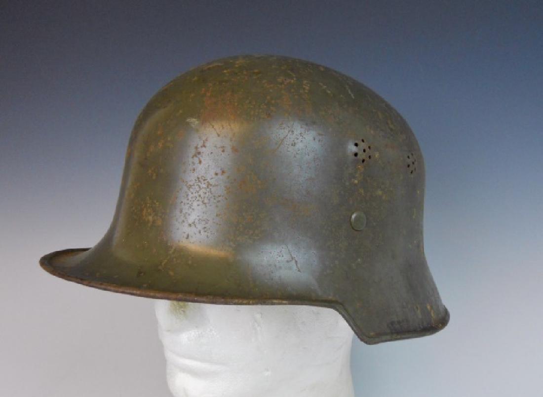 WW2 German Police Helmet