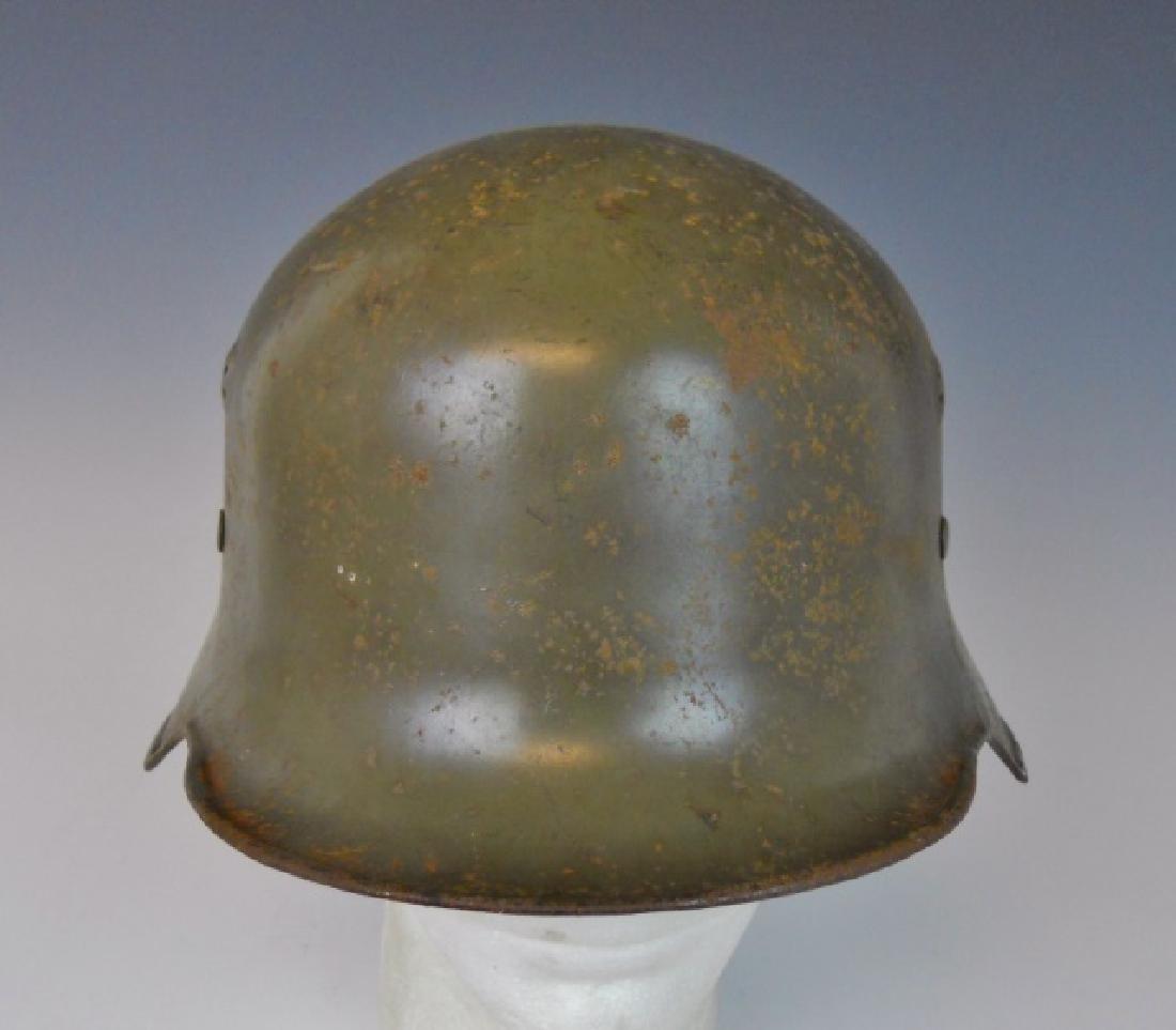 WW2 German Police Helmet - 2