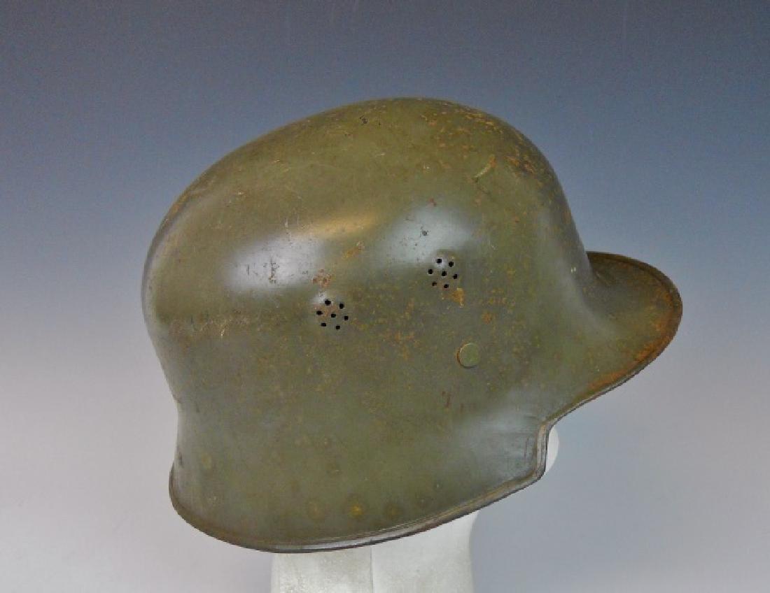 WW2 German Police Helmet - 3