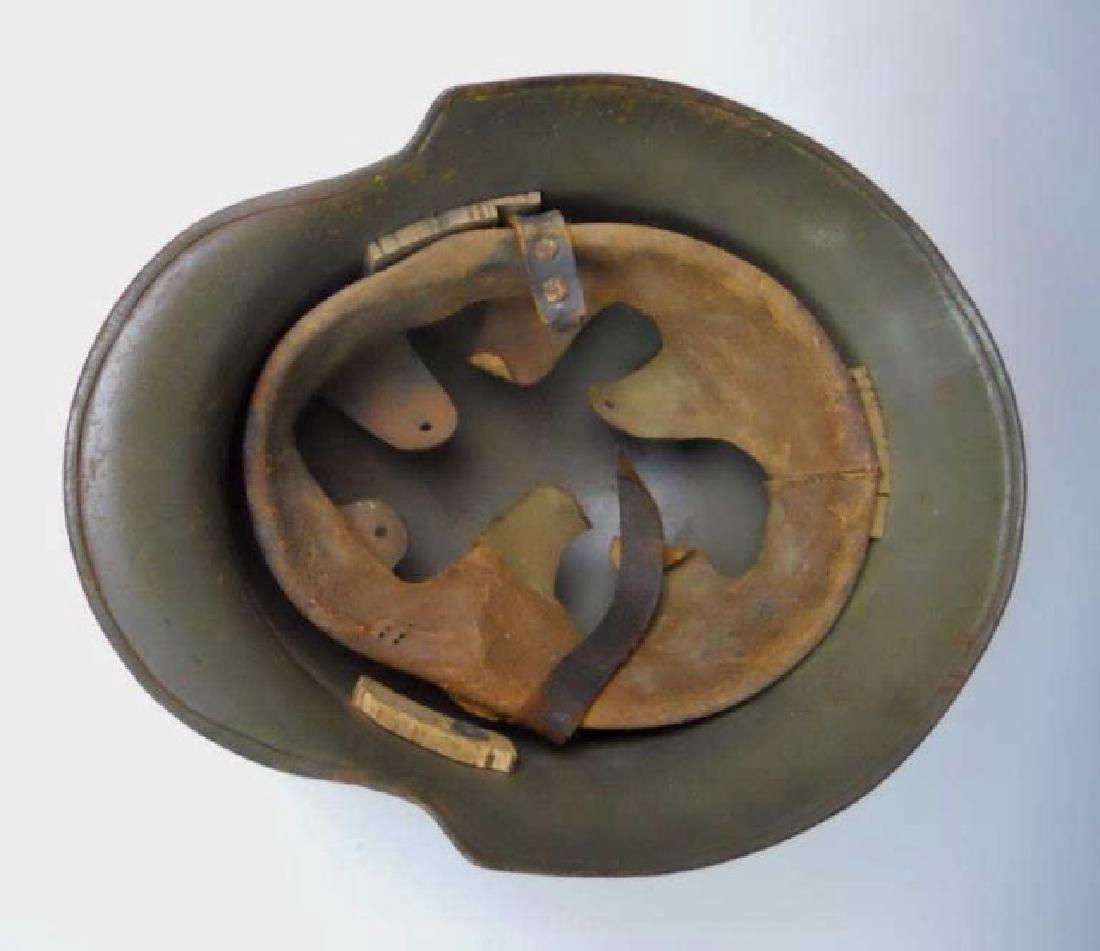 WW2 German Police Helmet - 6