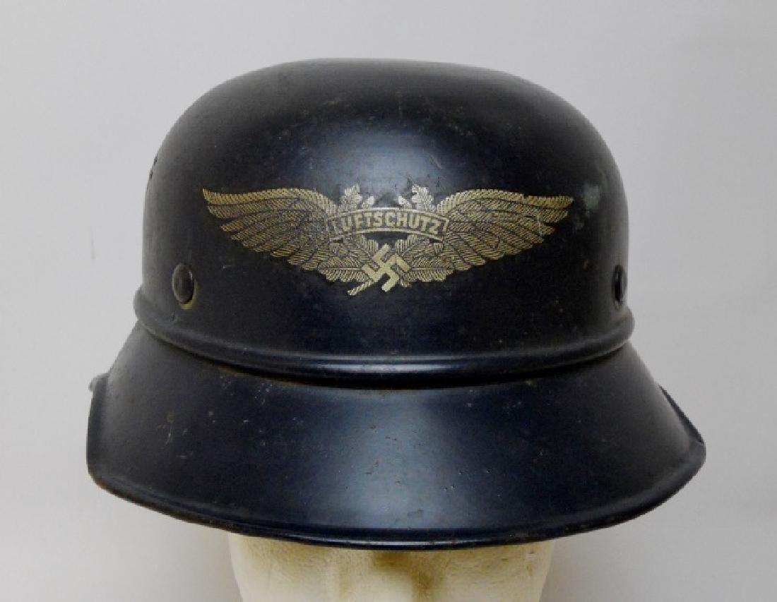 WW2 German Luftschutz Helmet
