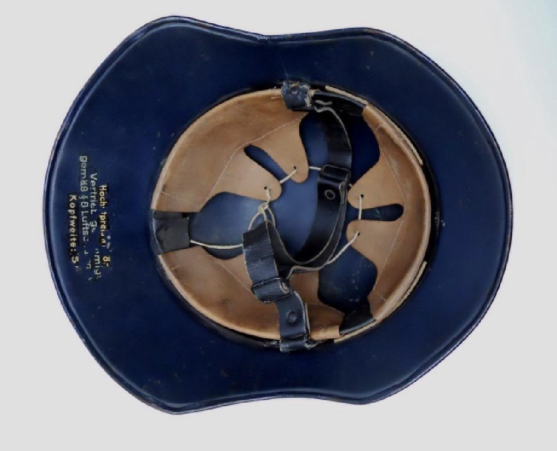 WW2 German Luftschutz Helmet - 4