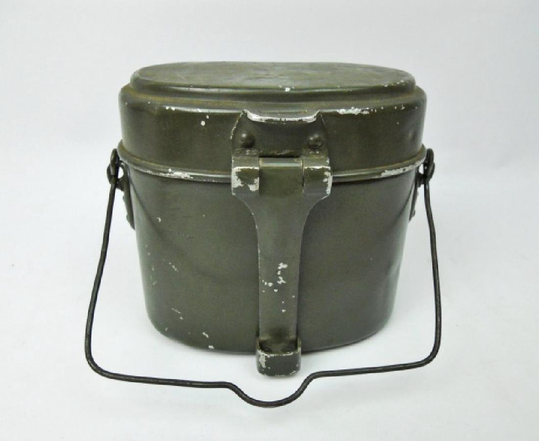 Collection of WW2 German Field Gear, (3pc) - 2