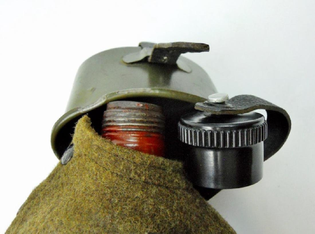 Collection of WW2 German Field Gear, (3pc) - 5