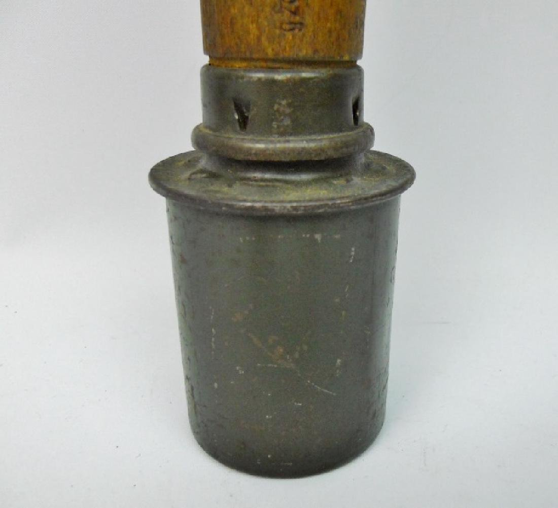 WW2 German M1924 Stick Grenade, 43 dbk, INERT - 2