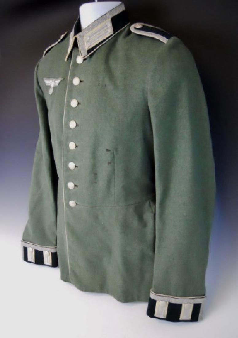 WW2 German Heer Infantry NCO Parade Tunic, Named - 2