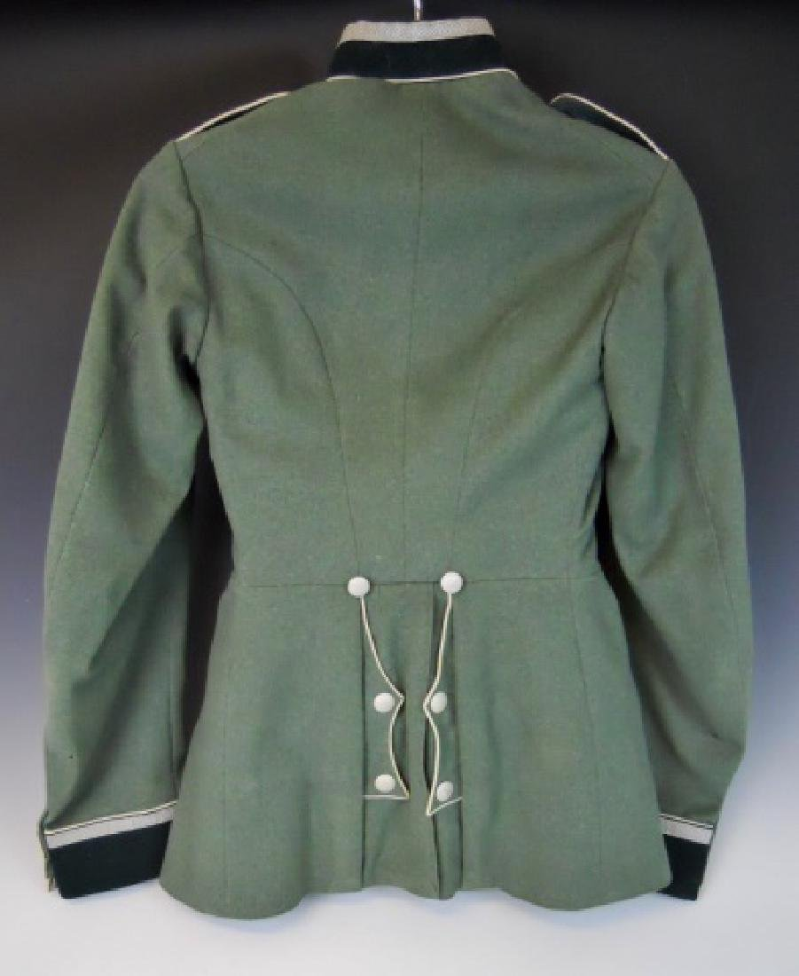 WW2 German Heer Infantry NCO Parade Tunic, Named - 4