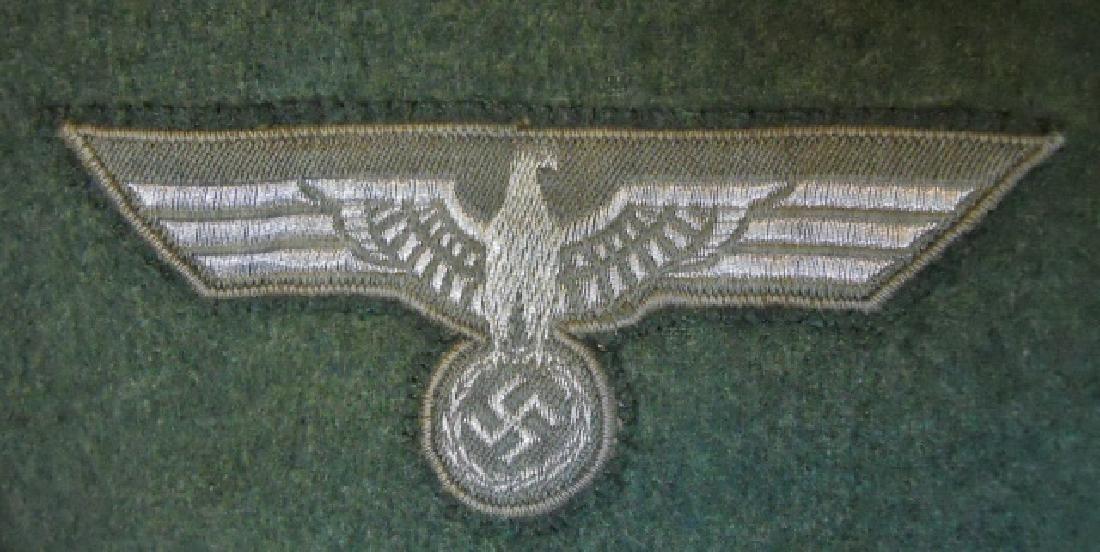 WW2 German Heer Infantry NCO Parade Tunic, Named - 7