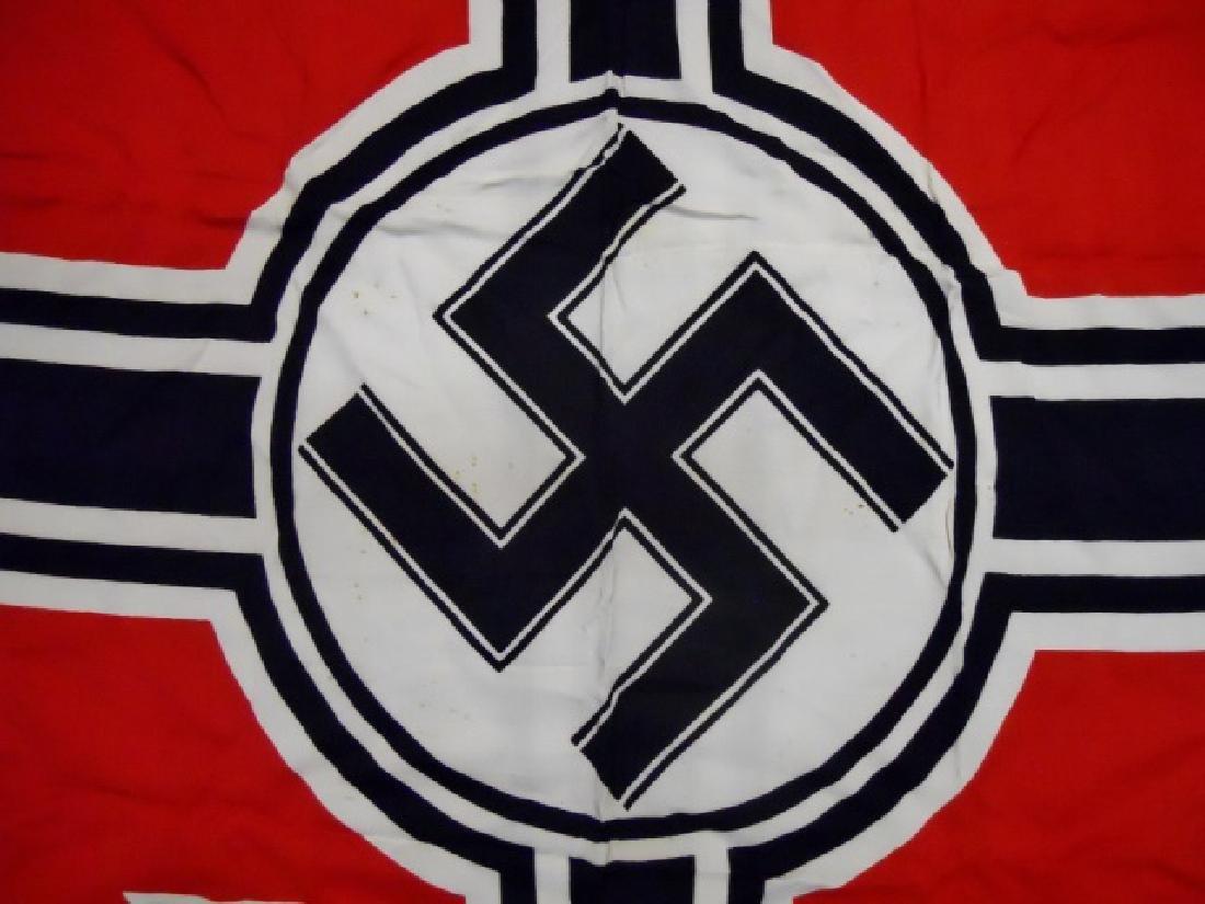 WW2 German Kriegsmarine Battle Flag, 100 x 170 - 2