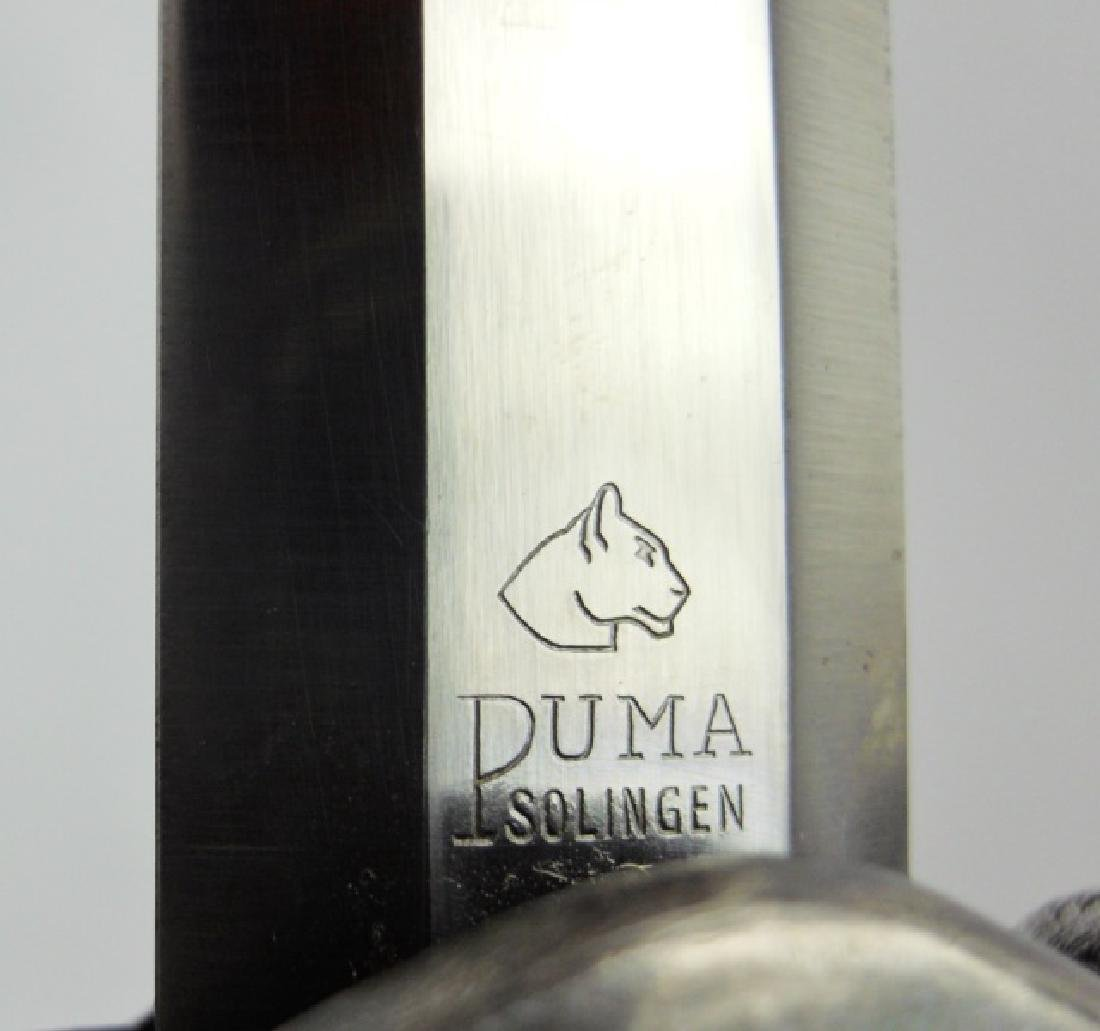WW2 German M1935 Heer Dress Dagger, Puma - 6