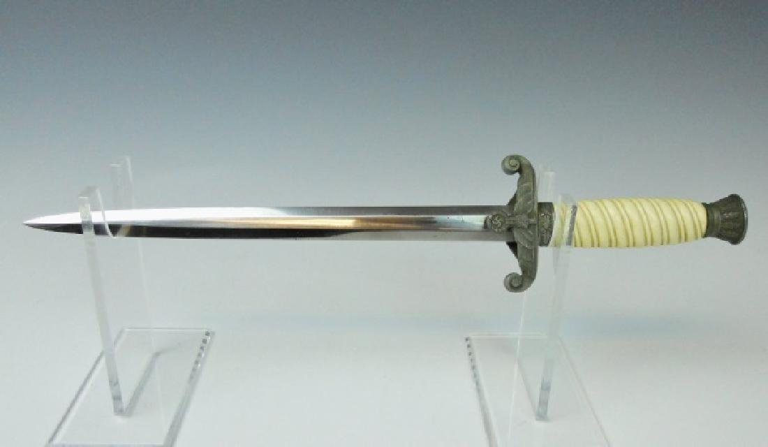 WW2 German M1935 Heer Dress Dagger, WKC - 2