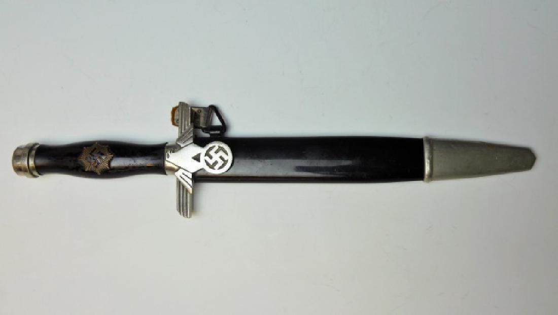 WW2 German RLB EM/NCO Dagger, Paul Weyersberg