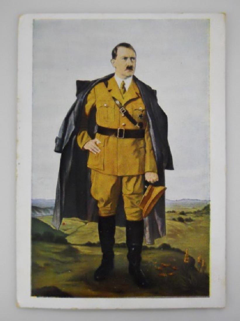 Collection of WW2 German Ephemera, (7pc) - 3
