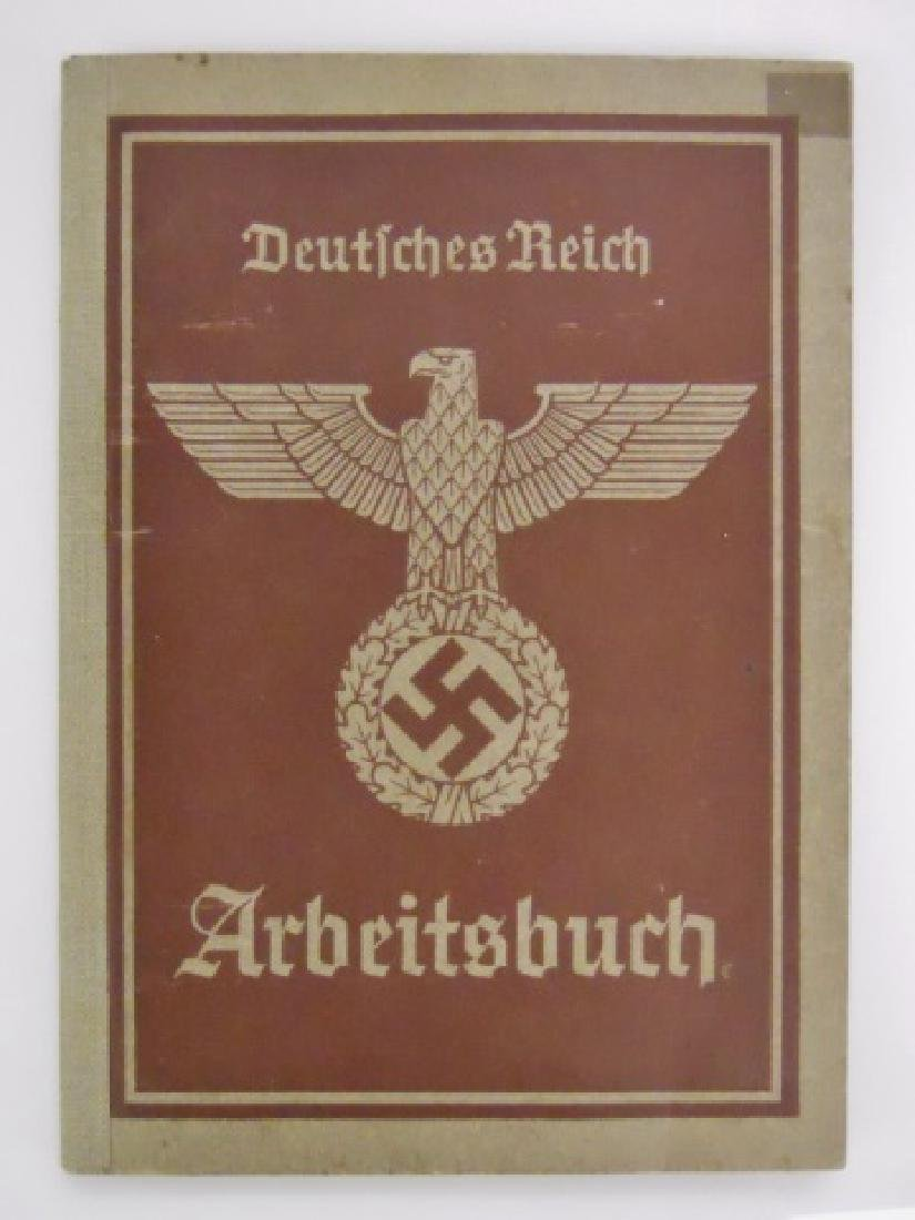 Collection of WW2 German Ephemera, (7pc) - 4
