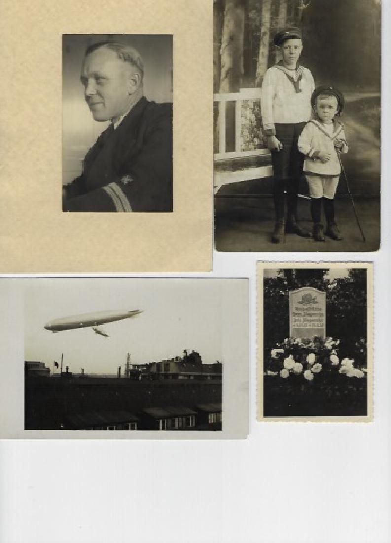 WWII German Ephemera & Photographs, Dr. Karl Zulch